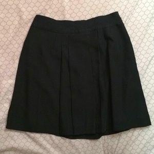 Pleated GAP skirt